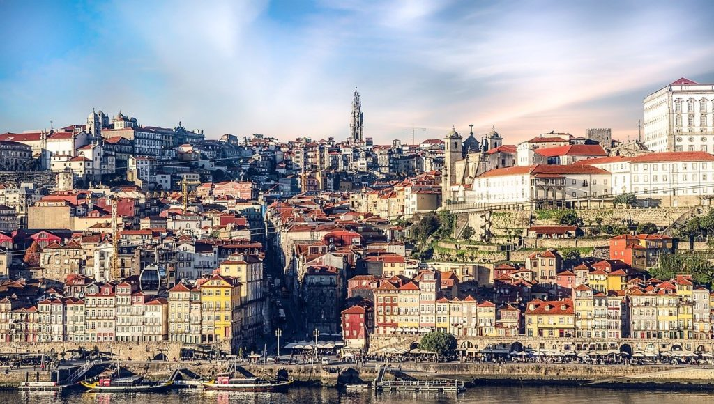 Serralharia no Porto